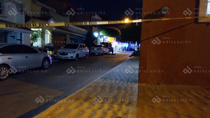 Ejecutan a balazos a vecino de Las Coloradas, en Culiacán