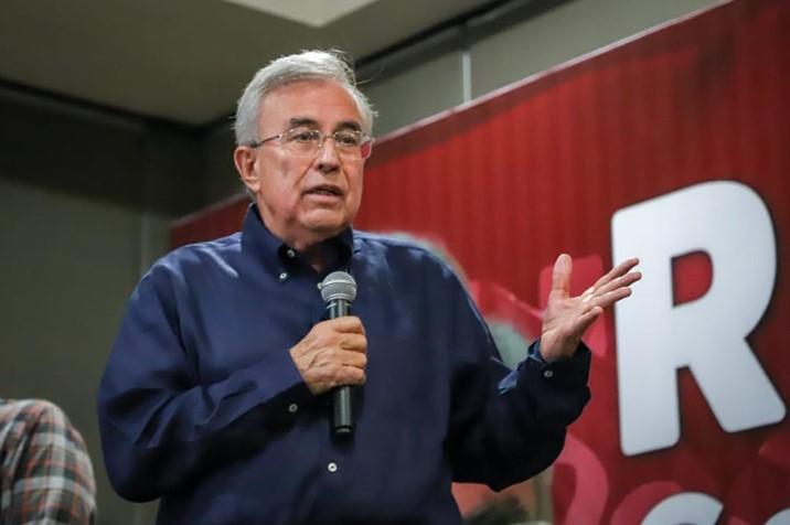 Compromete Rocha Moya trabajar para poner en alto el nombre de Sinaloa