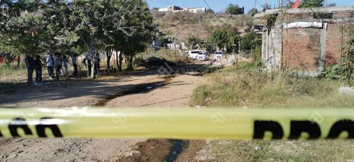 Hallan a hombre asesinado a balazos en la colonia 5 de febrero