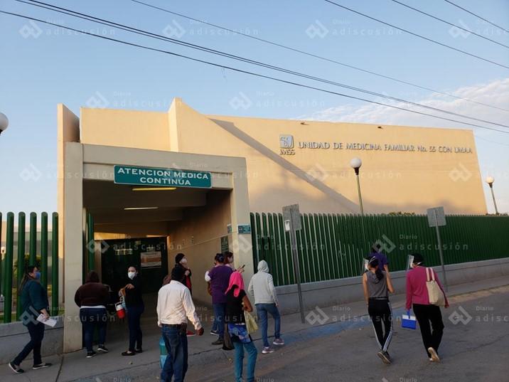 Pacientes de Químios denuncian falta de medicamentos en el IMSS