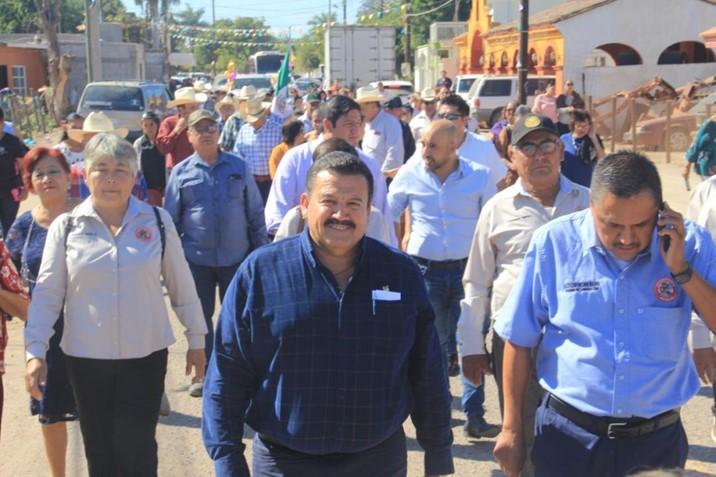 Regresar el impuesto predial rústico en obras a los ejidos, anuncia alcalde de Navolato