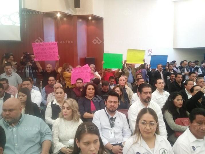 """Acusa Convergencia 53 abusos de poder hacia quienes disienten del """"cacicazgo"""""""