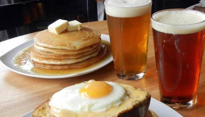 Estudio dice que desayunar cerveza es tan bueno como un yoghurt