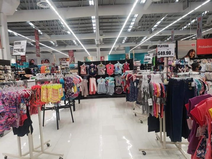 SSA no deja claro quién dio permiso a tiendas abrir venta de artículos no esenciales