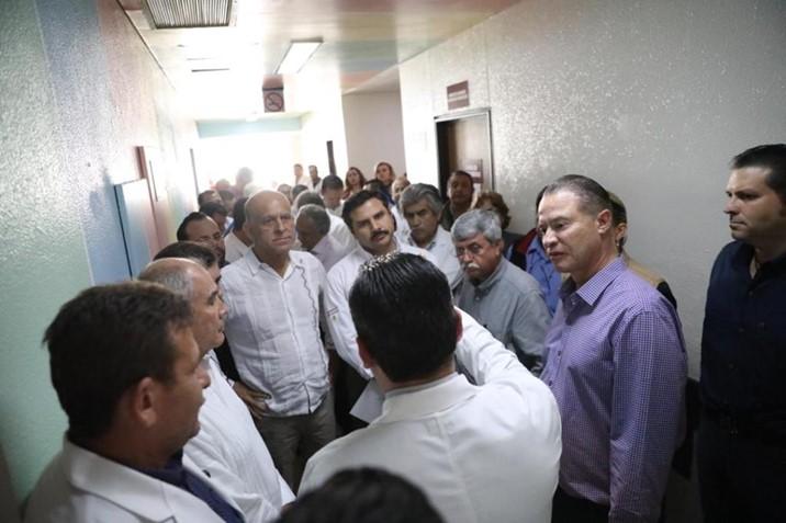 Harán un Hospital Materno-Infantil en Los Mochis