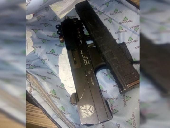 Encuentran subametralladora en mochila de estudiante en Zuazua, Nuevo León
