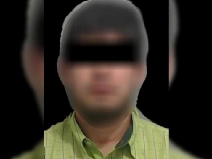Detienen a joven en Alturas del Sur por delito de tránsito de vehículo robado