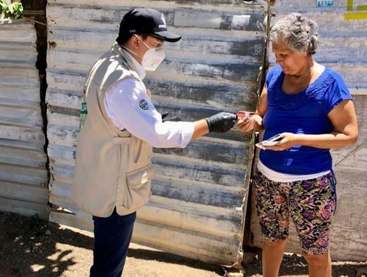 Inicia entrega de Tarjetas Alimentarias en la zona sur de Sinaloa