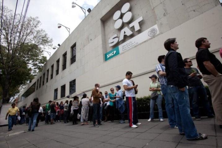 SAT aclara si los depósitos mayores de 5 mil pesos se declararán