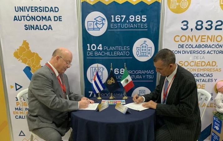 La UAS estrecha lazos con instituciones de investigación y educativas de Cuba