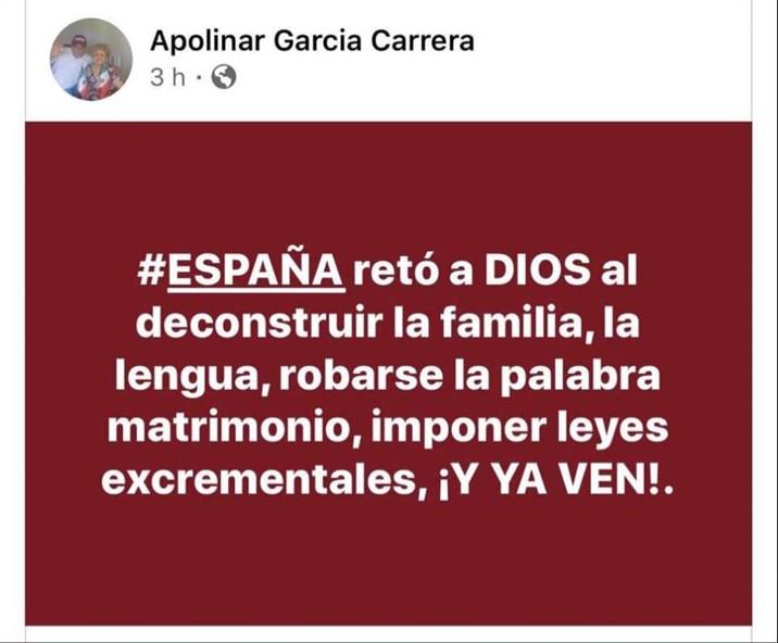 Van LGBT's contra diputado de Sinaloa por discurso de odio en redes