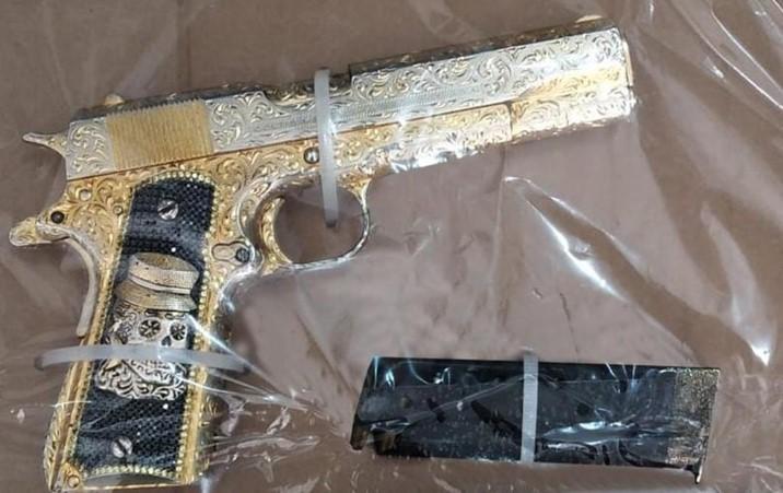 Disparó en la Guadalupe Victoria y lo 'agarran' los estatales