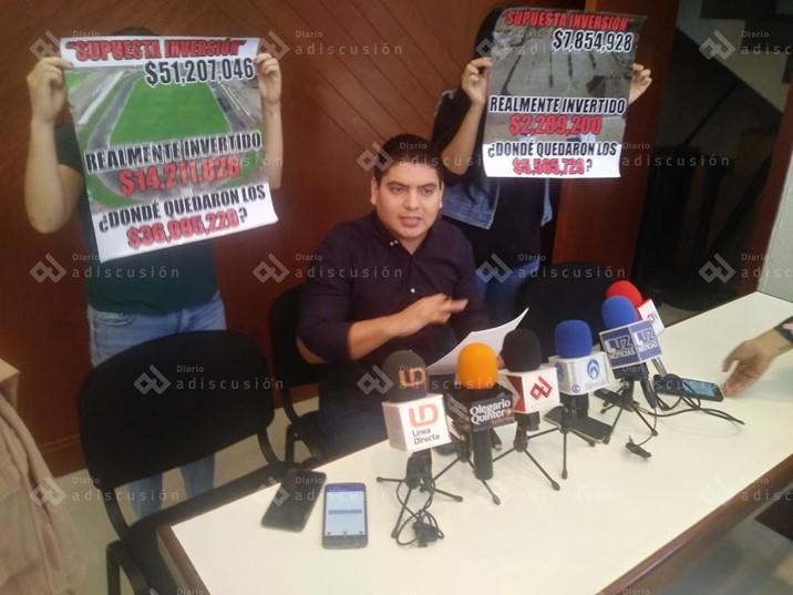 Denuncian gastos excesivos en el ISDE; señalan comida de 480 mil pesos