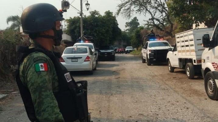 Ejecutan a ex funcionario de Peña Nieto y su familia en Morelos; hay 5 muertos
