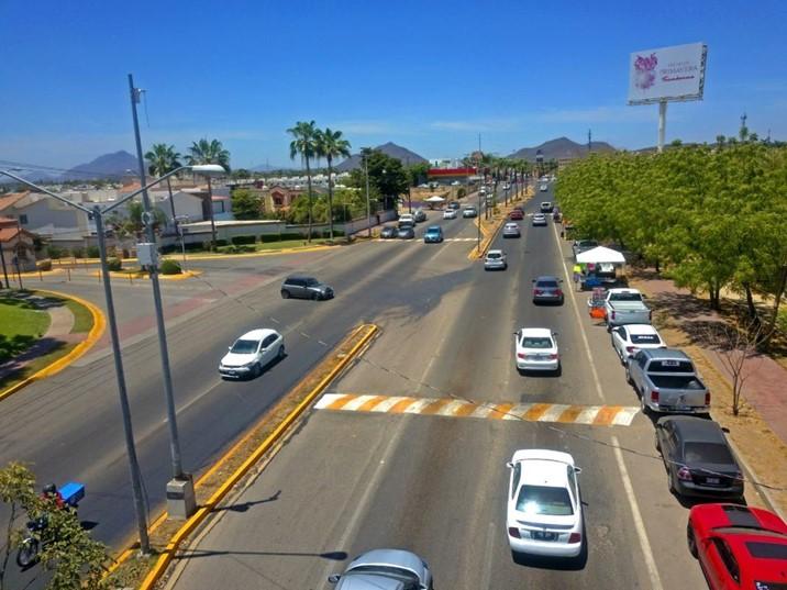 Continúan trabajos en Culiacán para una movilidad más segura