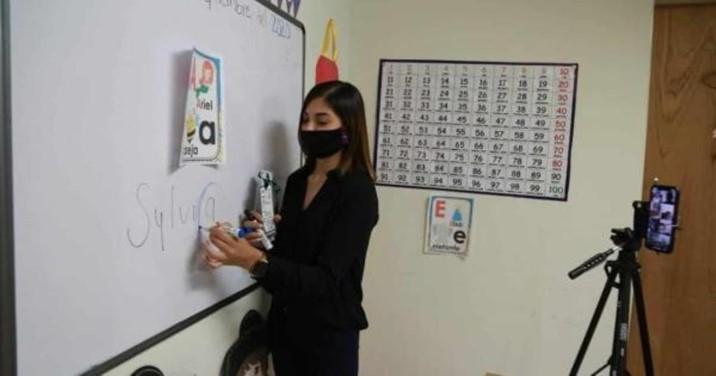 Clases híbridas: opinión de Diana Sugey Mendoza Cital