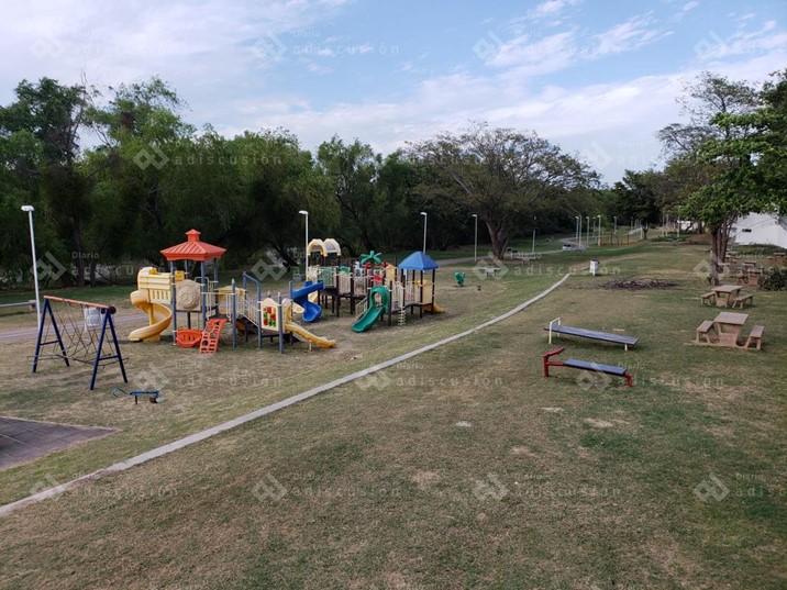 Preparan nuevas atracciones para niños y adultos en el Parque Las Riberas