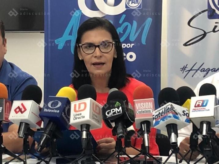 Pedirán mujeres panistas encabezar lista de plurinominales en 2021