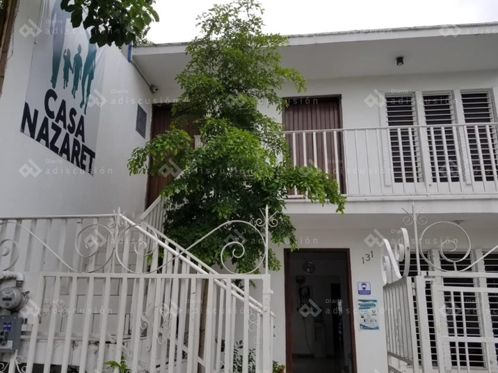 Casa Nazaret, un albergue para personas con pacientes hospitalizados