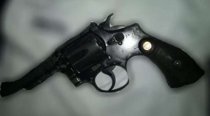 Portaba un arma de fuego; es detenido por la SSPyTM