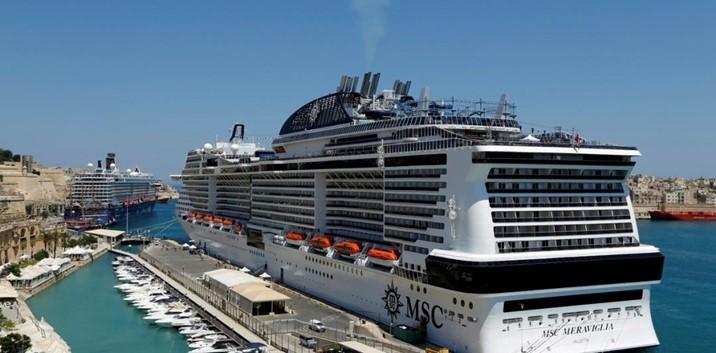 Protestas en Cozumel por la llegada de crucero con posibles casos de coronavirus