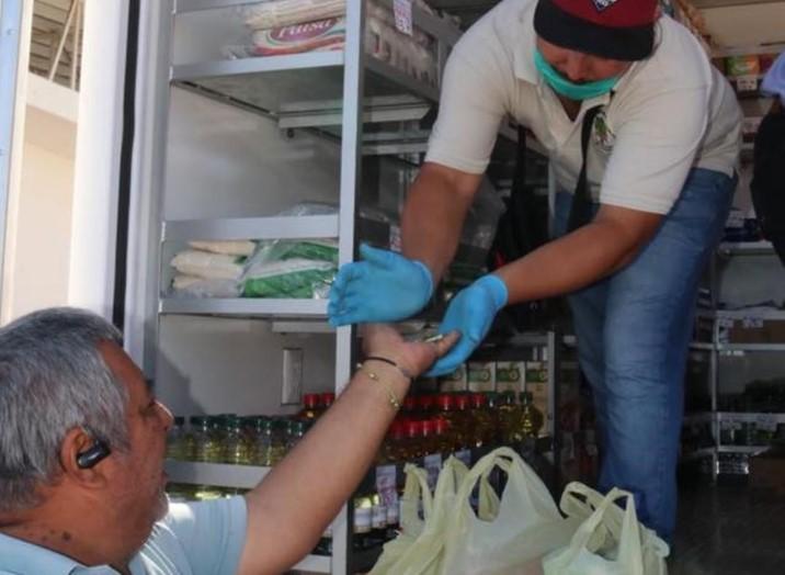 Inicia Programa de Abasto Social Diconsa-DIF Culiacán