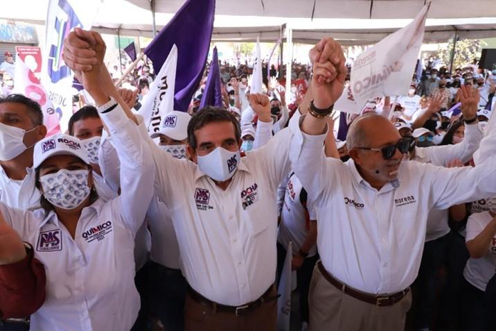 """El PAS salvó la reelección del """"Químico"""" y ahora se tiene desdén para los pasistas: Cuén"""