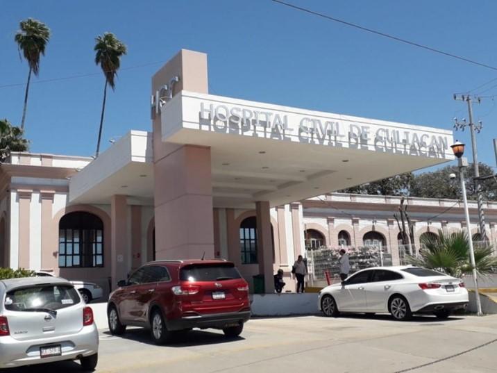 Falso, que paciente en el Hospital Civil de Culiacán tenga coronavirus