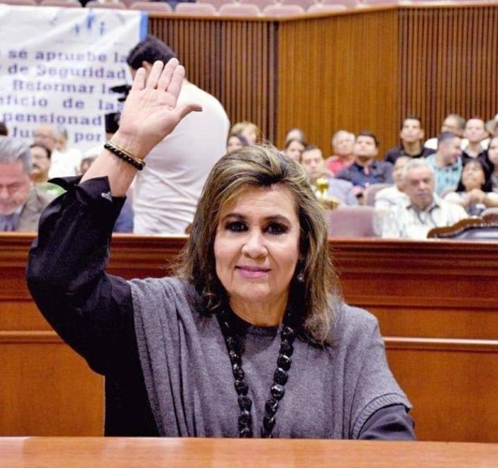 No es ético aplazar tres meses más el inicio del proceso electoral: Angélica Díaz