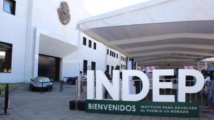 """nuevo nombre para el SAE, Instituto para Devolver al Pueblo lo Robado """"INDEP"""""""