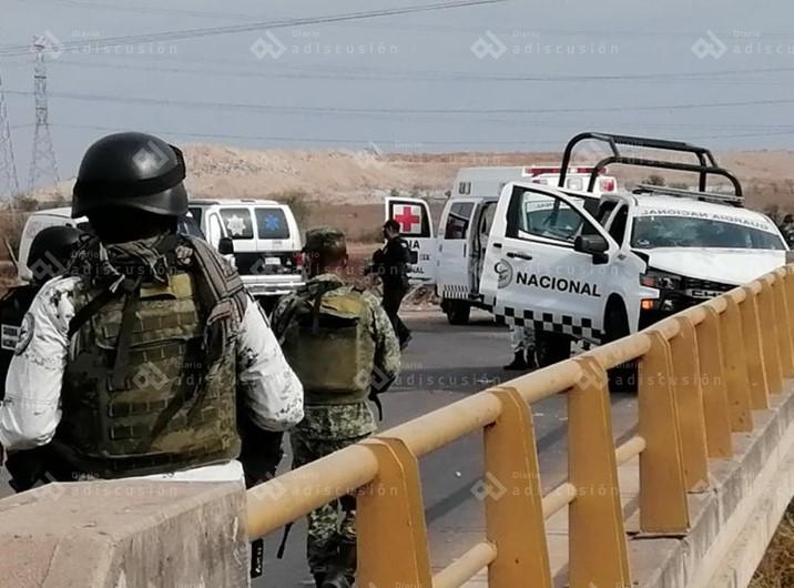 """Por ir """"pisteando"""", sujeto le choca a patrulla de la Guardia Nacional en Costa Rica"""