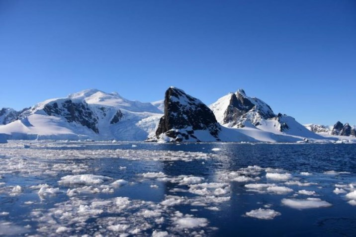Se han registrado 20 °C en el continente helado, La Antártida