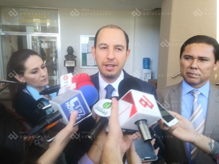 México no está tomando medidas para evitar contagio de coronavirus: Marko Cortés